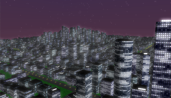 Procedural City Generator - Henry Dai Gameplay Programmer